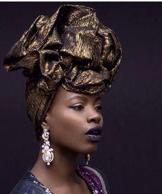 Aso oké Gélé headwrap turban maretet attaché foulard