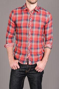 Civil Society Troy Boy Button Up Shirt