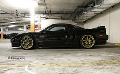 Acura NSX - rims DEFINITELY need to be black and not gold tho.