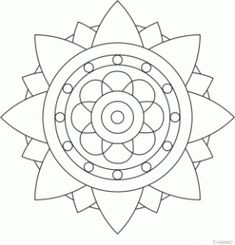 Easy mandala coloring pages mandala coloring pages easy 2 bunch ideas of printable simple mandala drawing . easy mandala coloring pages Mandala Art, Mandala Design, Stencils Mandala, Easy Mandala Drawing, Simple Mandala, Mandalas Painting, Mandalas Drawing, Mandala Coloring Pages, Mandala Pattern