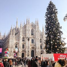 """""""Duomo Milano City by @matildinn_  Share your travel holiday pics with us and the best will be featured daily.  #farecompare"""""""