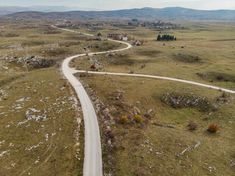 Ghost town destroyed in Balkan War in Yugoslavia,Bosnia. Bosnia And Herzegovina, Drone Photography, Ghost Towns, Country Roads, War, Image