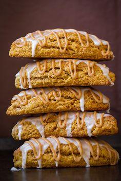 Pumpkin Scones (Starbucks Copycat)   Cooking Classy