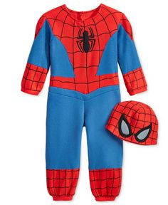 Spider-Man Toddler Boys' 2-Pc. Ultimate Spider-Man Costume