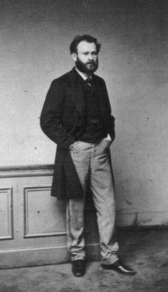 Edouard Manet. 1862.
