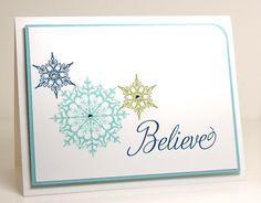 Snowflakes - Believe