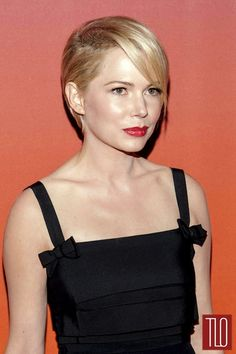 Michelle Williams in Louis Vuitton at the 2013 Whitney Museum Gala | Tom & Lorenzo Fabulous & Opinionated
