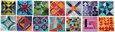 Free Paper Piecing Patterns | Wombat Quilts