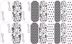 Infinite Love --- My custom Jamberry NAS design. If interested message me. $25 a sheet (includes the setup fee)