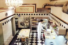 25 bakeries -- to see before you die. Don't have to tell me twice!!