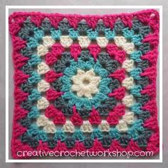 Creative Crochet Workshop