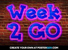 Week  2 go