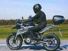 BMW prepara nova trail?