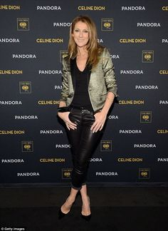 Celine Dion..the Canadian Diva with 5 ocatave range ..and youngest of 14 children.