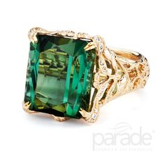 Parade Designs - Engagement Rings - Style: R2922/S1-FS