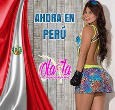 Ahora somos OLA – LA ROPA DEPORTIVA PERU. No esperes más para lucir nuestras prendas deportivas y verte espectacular cuando vas al GYM.  Contáctanos por: Whatsapp: 999923722.  Visita nuestra fan page:  https://www.facebook.com/Zona-Ropa-Fitness-1649523565260…/…/  Página web: http://zoneefitness.wix.com/inicio  #Perú #Olalaropadeportiva #Fashion #Ecommerce #Online