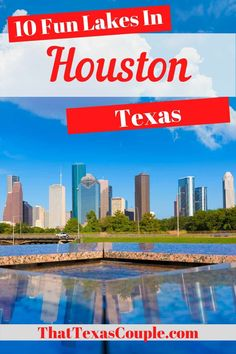 If you are looking for lakes in Houston, Texas, then look no further. This post outlines some of the best lakes in Texas that can be found in or near Houston, Texas. These Texas lakes and rivers are great for camping, fishing, swimming, or just relaxing. #texaslakes #houston #texastravel #travelguide #outdoorrecreation #outdooradventure Texas Travel, Florida Travel, Travel Usa, Usa Travel Guide, Travel Guides, Travel Tips, Us Destinations, Amazing Destinations, Usa Cities