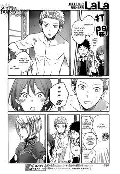 Complete payback Akagami no Shirayukihime 49 Page 17