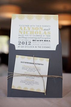 paper made invites