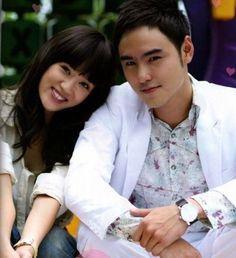 Joe Chen and Ethan Ruan Personagens principais de: Fated To Love You (Taiwanese Drama) um Drama super divertido, eu recomendo!!