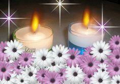 Por Dentro... em Rosa: Vídeo : Meditação com a chama da vela