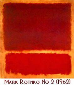 Mark Rothko, 1962