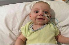 Un bambino vissuto solo 165 giorni ha cambiato la vita della sua famiglia – FOTO - http://www.sostenitori.info/un-bambino-vissuto-solo-165-giorni-cambiato-la-vita-della-sua-famiglia-foto/230613