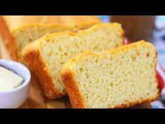14 receitas de pão de liquidificador fácil que você vai tirar de letra | Receiteria Low Fodmap, Croissant, Culinary Arts, Cornbread, Banana Bread, Food Porn, Food And Drink, Cooking Recipes, Dinner