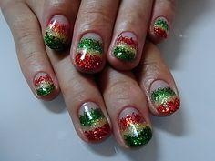 nail design - hey cinco de mayo