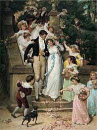 """Moça """"Com quem você se casará é importante!"""" por Rebecca VanDoodewaard no blog Mulheres Piedosas."""