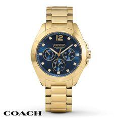 Coach Womens Watch Tristen Chronograph 14501887