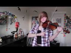 """""""This is Gospel"""" - Panic! At The Disco Violin Cover - YouTube I CAN NOT TELL YOU HOW AMAZING THIS ACTUALLY IS. It makes me want to learn how to play the violin now."""