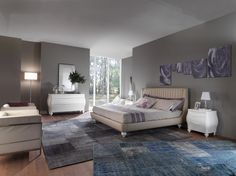 MarinaC - ph. @Maurizio Marcato for #LeFablier - bed set by #marinacmilano
