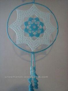 mandalas crochet (1) Crochet Necklace Pattern, Crochet Mandala Pattern, Doily Patterns, Crochet Doilies, Crochet Patterns, Basic Crochet Stitches, Thread Crochet, Filet Crochet, Cute Crochet