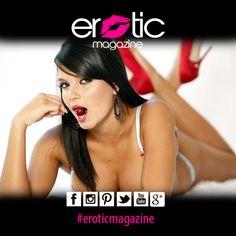 [ #EroticMagazine]   ¡Al fin viernes eróticos! Disfrutad de un gran fin de semana lleno de erotismo y sensualidad.