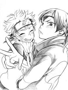 Hinata & Kageyama   Crossover   Haikyuu!!
