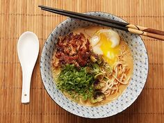 Turkey Paitan Ramen With Crispy Turkey and Soft Cooked Egg | Serious Eats : Recipes  best turkey leftovers recipe EVER.