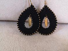 Elegant Drop Errings Adorned With Miyuki Seed Beads | Etsy Tassel Bracelet, Shell Bracelet, Gold Feathers, Summer Jewelry, Anklet, Seed Beads, Friendship Bracelets, Wax, Handmade Jewelry
