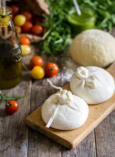Burrata | Chausson burrata, tomate, pesto de roquette et cajou | Jujube en cuisine