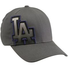 bb1328cde1f Sports   Outdoors · Los Angeles Dodgers 39Thirty Grey New Era Pop Granite  Stretch Fit Hat by New Era.