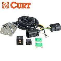 CURT - T-CONNECTOR KITS $15.99 - $97.16