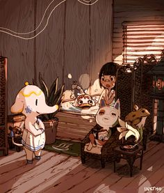 Rei\'s Animal Crossing Blog : Photo