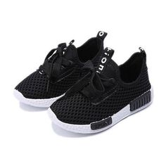 Yorkzaler Spring Autumn Kids Shoes 2017 Fashion Mesh Casual Children Sneakers For Boy Girl Toddler Baby Breathable Sport Shoe Non Slip Sneakers, Kids Sneakers, Toddler Sneakers Girl, Toddler Adidas, Fashion 2017, Kids Fashion, Fashion Outfits, Baskets, Shoe Department