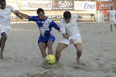#BeachSoccer:Bruno #Xavier e #Maradona Jr, una #sfida tutta classe e tecnica