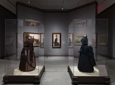 Impressionism, Fashion, and Modernity Exhibit at the Metropolitan Museum of Art