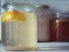 Waterkefir het minder bekende zusje van melkkefir » De Voedzame Keuken Kefir, Glass Of Milk, Mason Jars, Desserts, Food, Challenge, Sugar, Water, Tips