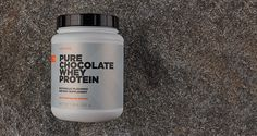 Pure Chocolate Whey Protein: Provides 21 grams of ultra-filtered whey protein and naturally-occurring BCAAs to promote lean muscle growth and recovery. Contains no artificial preservatives, colors, or flavors. Au Naturale.