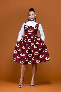 African print short dress, African fashion, Ankara, kitenge, African women dress… Remilekun - African Styles for Ladies African Fashion Designers, African Fashion Ankara, Latest African Fashion Dresses, African Print Fashion, Ghanaian Fashion, African Style, Africa Fashion, African Inspired Fashion, Short African Dresses