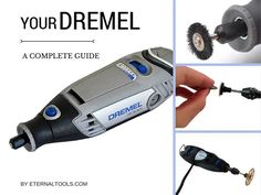 A complete Guide to your Dremel Rotary Tool. Over the years I've collected numerous amounts of handy hobby tools, all of which are useful and they all have their own purpose, but there is one tool that is probably more useful than most of the other tools put together and that of course is the Dremel. Read this article to find out more...