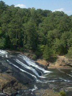 High Falls State Park.  I have happy memories about this park.